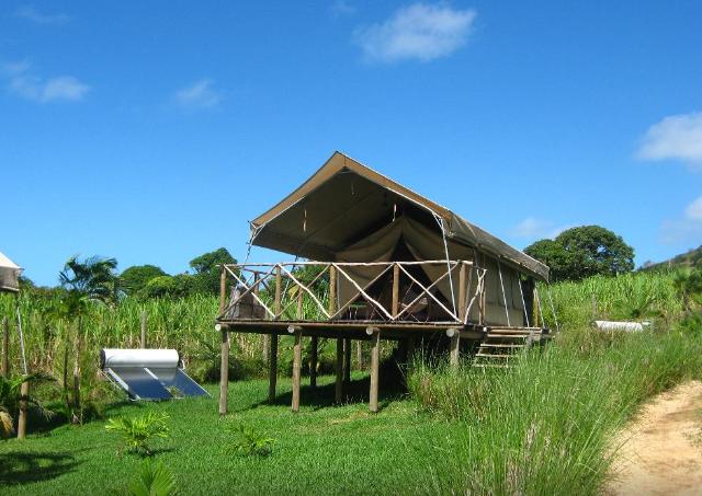 & Otentic Eco Tent Lodge Mauritius - EcoTripMatch